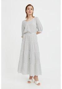 Finn Flare - Maxi dress - white - 1