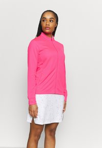 Nike Golf - Zip-up hoodie - hyper pink - 2