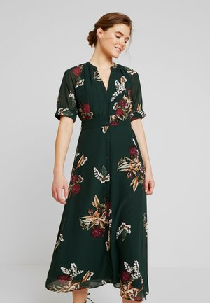 VISUNEMA NIALA MIDI DRESS  - Maxi dress - pine grove