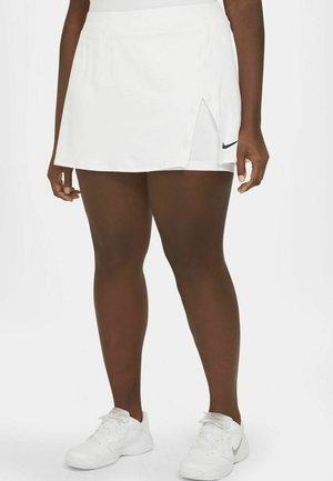 VICTORY SKIRT PLUS - Jupe de sport - white/black