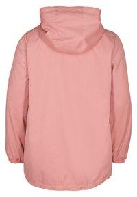 Zizzi - Outdoor jacket - rose - 6