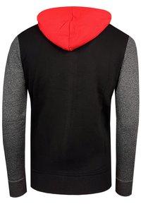 Rusty Neal - Zip-up hoodie - rot - 1
