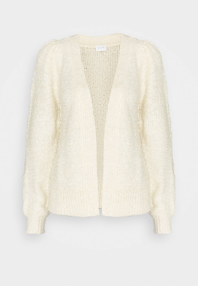 VIBOSSA KNIT PUFF  - Strickjacke - birch