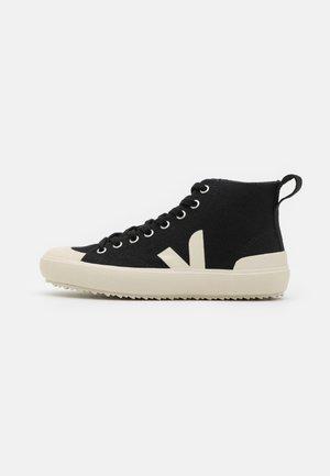 NOVA  - High-top trainers - black/pierre