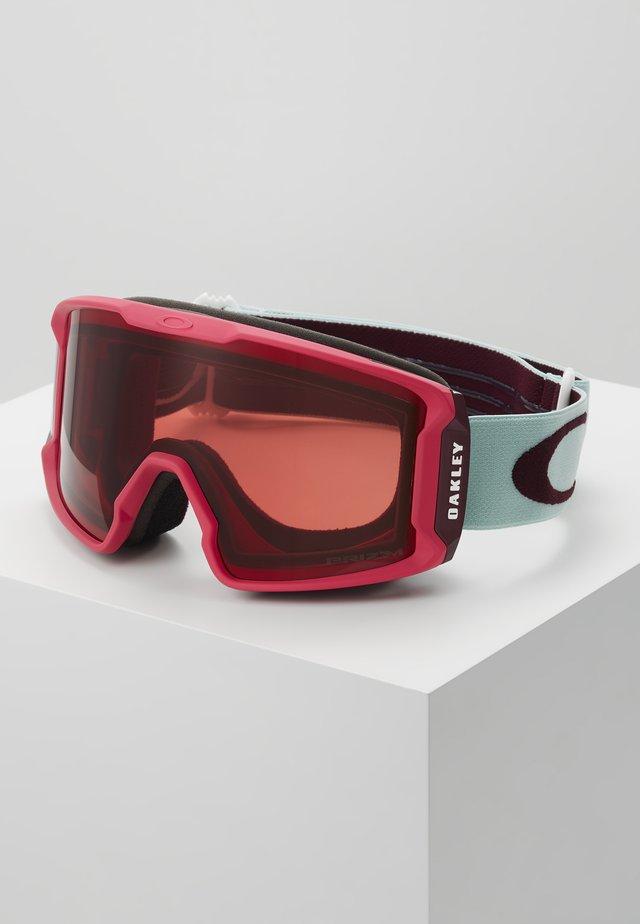 LINE MINER  - Ski goggles - rose