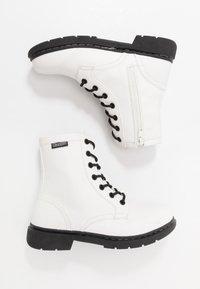 Kappa - DEENISH - Outdoorschoenen - white/black - 1