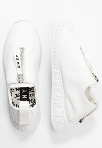 DKNY - MELISSA ZIPPER - Trainers - white - 2