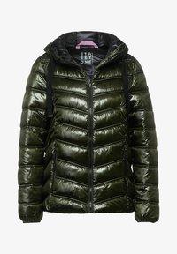 Street One - STEPP OPTIK - Light jacket - grün - 3