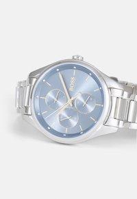 BOSS - GRAND COURSE - Klokke - silver-coloured/blue - 3