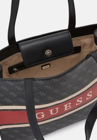 Guess - MONIQUE TOTE - Torba na zakupy - red - 2