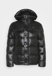 Blauer - GIUBBINI CORTI IMBOTTITO - Down jacket - black - 6