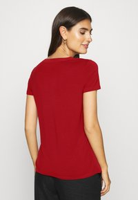 comma - Blouse - deep red - 2