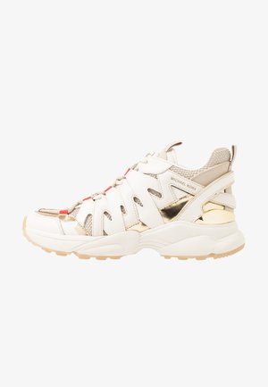 HERO TRAINER - Sneakersy niskie - cream
