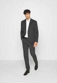 Selected Homme - SLIM BYRON  - blazer - dark grey - 1