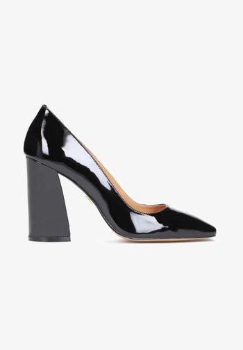 HARLEY - High heels - black