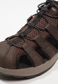 Skechers - Walking sandals - brown - 5