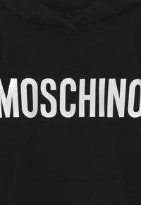 MOSCHINO - MAXI OVERSIZE UNISEX - Hoodie - black - 3