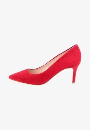 ZAMBRANO - Klassieke pumps - red