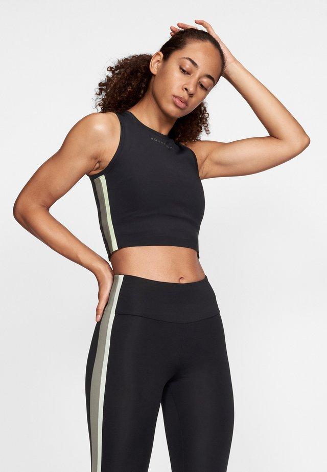FUZE - Sports bra - black