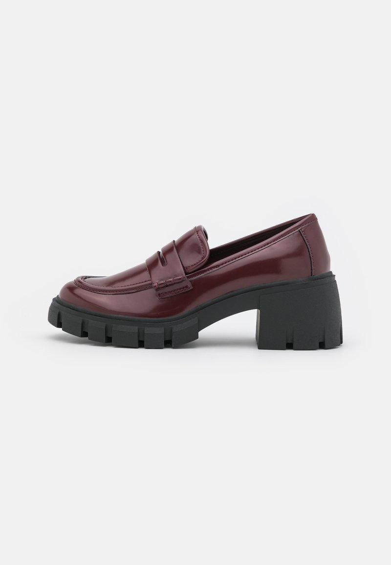 Madden Girl - HUMPHERY - Platform heels - burgundy