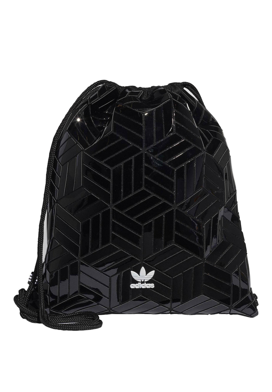 Adidas Originals Gym Sack - Urheilukassi Black
