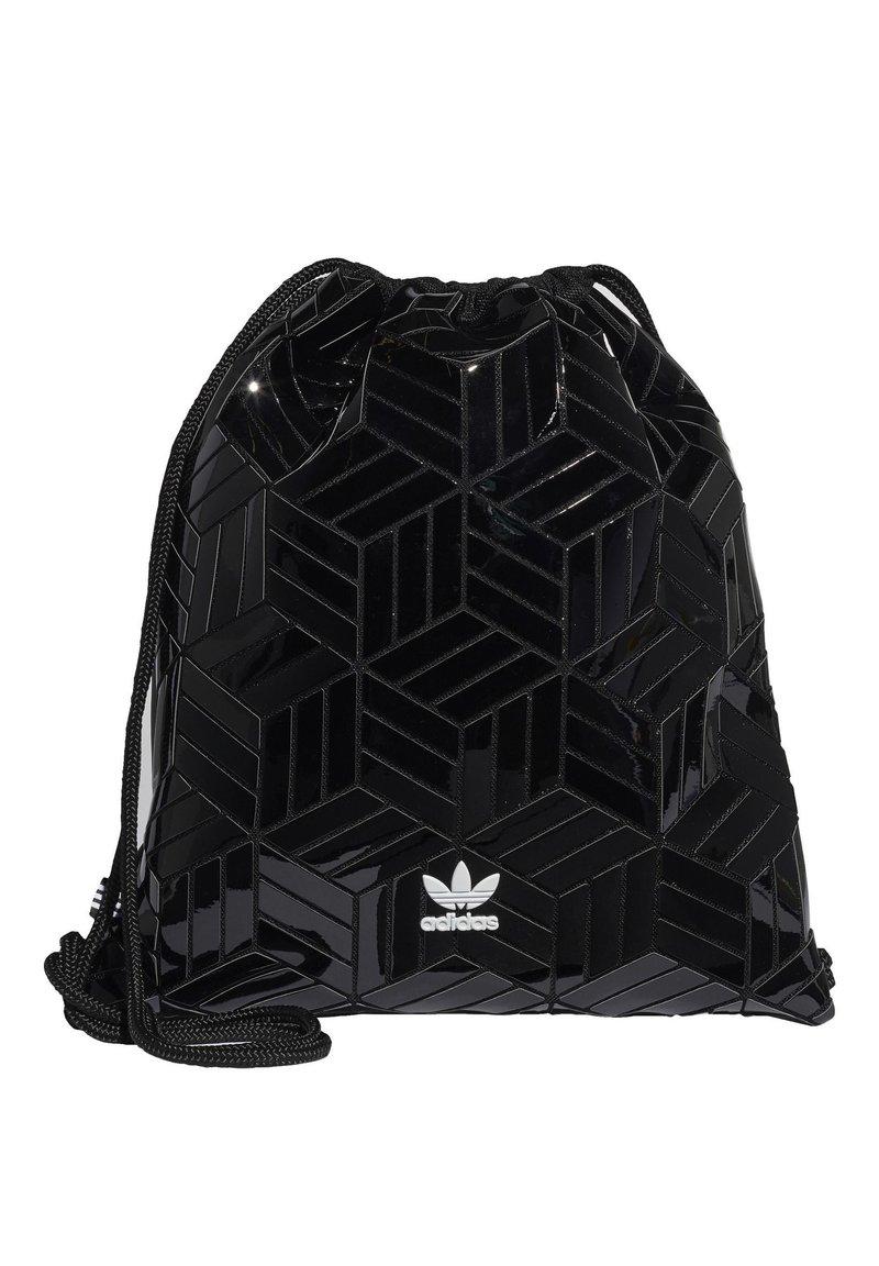 adidas Originals - GYM SACK - Sports bag - black