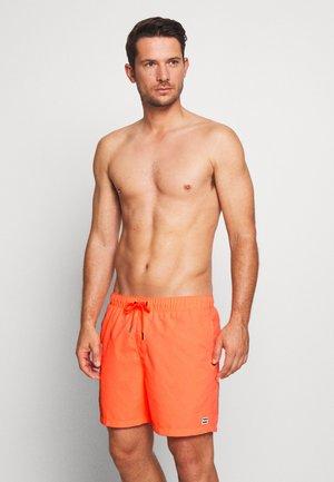 Swimming shorts - neon melon