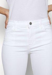 J Brand - MARIA  - Jeans Skinny Fit - blanc - 4