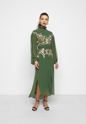 AURELIA - Cocktail dress / Party dress - green