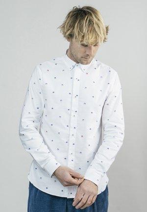 AKITO - Camicia - white