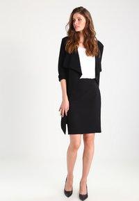 Expresso - XOON - Pencil skirt - black - 1