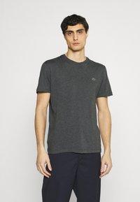 Lacoste - Basic T-shirt - tuareg - 0