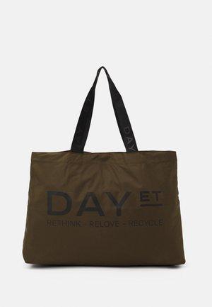 SHOPPER - Shopping bags - dark olive