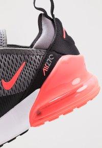 Nike Sportswear - AIR MAX 270  - Sneakers - gunsmoke/hot punch/black/white - 2