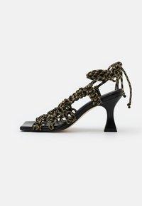 STEPHANIE - Sandals - black