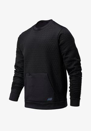 HEAT - Sweatshirt - black