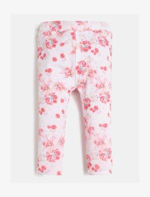 Leggings - Trousers - rose