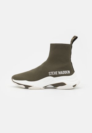MASTERR - Sneakers alte - olive