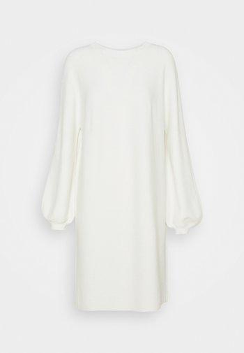 MARISA - Jumper dress - ecru