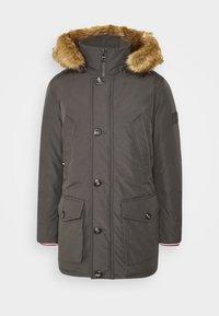 HAMPTON PARKA - Down coat - grey