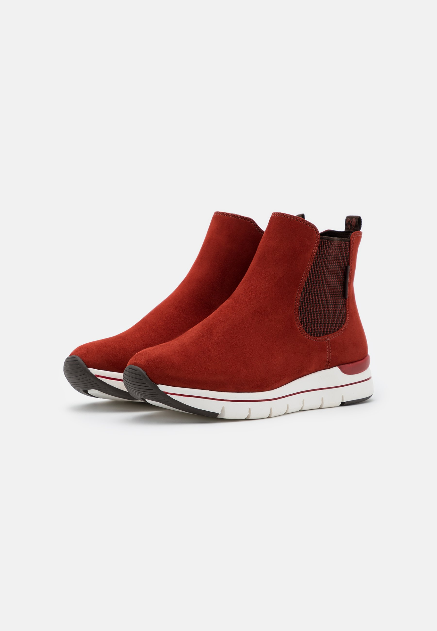 LOVE OUR PLANET by MARCO TOZZI BOOTS Nilkkurit brick