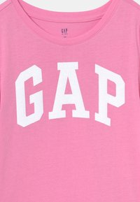GAP - ARCH LOGO - T-shirt print - pink flamingo - 2