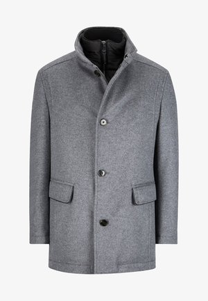 DANNIO - Short coat - grey