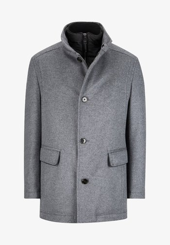 DANNIO - Short coat - grey