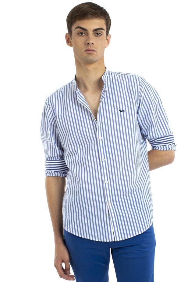 Camicia - blu reale screziato