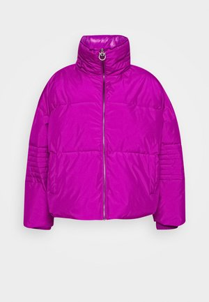 FIORE CABAN - Light jacket - fuchsia