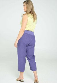 Paprika - Trousers - purple - 2