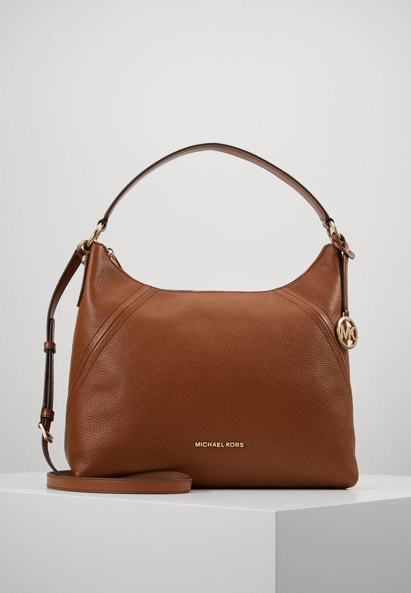 MICHAEL Michael Kors - ARIA PEBBLE  - Handbag - luggage