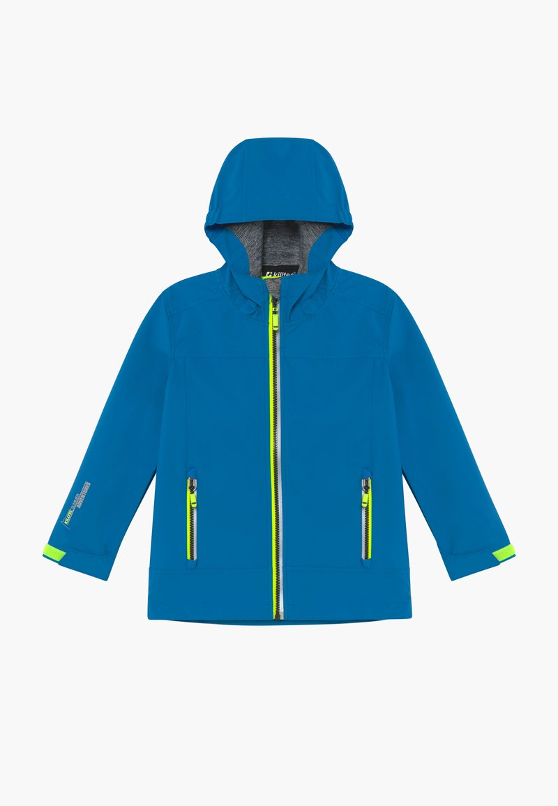 Killtec - ADJERO UNISEX - Softshell jakker - azur
