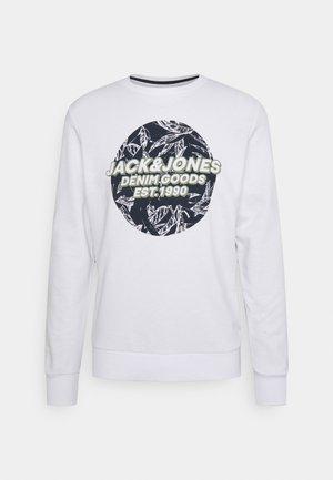 JORLEFO CREW NECK - Sweatshirts - white